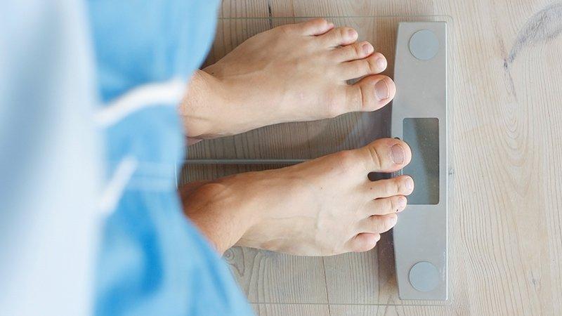 Vægt og vægttab